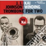 Jay & kai cd musicale di J.j. johnson & kai w