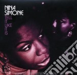 TELL IT LIKE IT IS cd musicale di Nina Simone