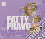 PATTY PRAVO (BEST CD + DVD) cd musicale di Patty Pravo