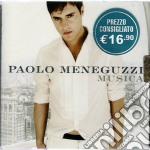 Paolo Meneguzzi - Musica cd musicale di Paolo Meneguzzi