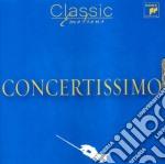CONCERTISSIMO cd musicale di ARTISTI VARI