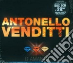 DIAMANTI   (BOX 3 CD JEWELCASE) cd musicale di Antonello Venditti
