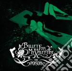 THE POISON (CD + DVD) cd musicale di BULLET FOR MY VALENTINE