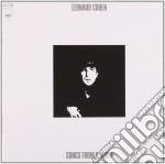 SONGS FROM A ROOM cd musicale di Leonard Cohen