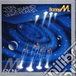 TEN THOUSAND LIGHTYEARS cd musicale di BONEY M