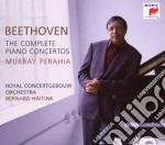 Beethoven - i 5 concerti per piano cd musicale di Murray Perahia