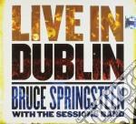 Live in Dublin cd musicale di Bruce Springsteen