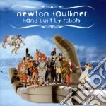 HAND BUILT BY ROBOTS cd musicale di Newton Faulkner