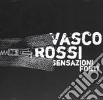 Sensazioni Forti cd musicale di Vasco Rossi