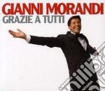 Grazie a tutti cd musicale di Gianni Morandi