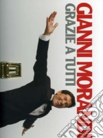 GRAZIE A TUTTI + 1 INEDITO  (BOX 3 CD + DVD) cd musicale di Gianni Morandi
