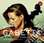 Vivaldi - concerti per violoncello cd musicale di Sol Gabetta