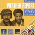 ORIGINAL ALBUM CLASSICS  (BOX 5 CD) cd musicale di Report Weather