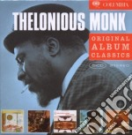 ORIGINAL ALBUM CLASSICS  (BOX CD) cd musicale di Thelonious Monk