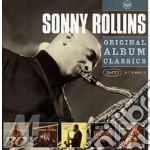 ORIGINAL ALBUM CLASSICS  (BOX 5 CD) cd musicale di Sonny Rollins