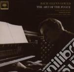 BACH ARTE DELLA FUGA VOL. 1 FUGHE NN.1-9 cd musicale di Glenn Gould