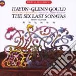 Haydn sonate per piano cd musicale di Glenn Gould
