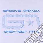 Groove Armada - Greatest Hits cd musicale di Armada Groove