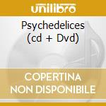 PSYCHEDELICES (CD + DVD) cd musicale di ALIZEE