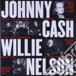 VH1 STORYTELLERS - WITH WILLIE NELSON     cd musicale di Johnny Cash