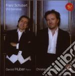 SCHUBERT: WINTERREISE cd musicale di Christian Gerhaher