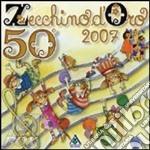 ZECCHINO D'ORO 50^ EDIZIONE (+ CD KARAOKE) cd musicale di ARTISTI VARI