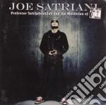 PROFESSOR SATCHAFUNKILUS AND THE MUSTERI OF ROCK cd musicale di Joe Satriani