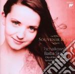 Ciaikovsky - concerto per violino e oper cd musicale di Baiba Skride