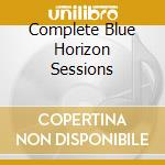 COMPLETE BLUE HORIZON SESSIONS cd musicale di JONES CURTIS