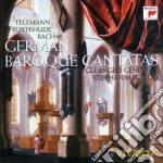 Vari - cantate barocche tedesche (telema cd musicale di GLI ANGELI GENEVE