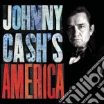 JOHNNY CASH'S AMERICA  ( CD + DVD) cd musicale di CASH JOHNNY
