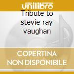 Tribute to stevie ray vaughan cd musicale di Artisti Vari