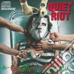 Condition critical cd musicale di Riot Quiet