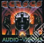 Audio visions cd musicale di Kansas