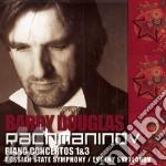 RACHMANINOV: CONCERTI PER PIANO N. 3 E 1 cd musicale di Barry Douglas