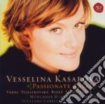 Vari - passionate arias cd musicale di Vesselina Kasarova
