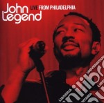Live from Philadelphia cd musicale di John Legend