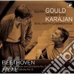 CD - GOULD, GLENN         - BEETHOVEN: CONCERTO PER PIANO N.3-KARAJA cd musicale di Glenn Gould