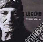 Legend: the best of willie nelson cd musicale di Willie Nelson