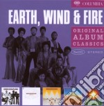 ORIGINAL ALBUM CLASSICS (BOX 5 CD) cd musicale di Wind & fire Earth