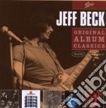 ORIGINAL ALBUM CLASSICS (BOX 5 CD) cd musicale di Jeff Beck