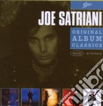 ORIGINAL ALBUM CLASSICS (BOX 5 CD) cd musicale di Joe Satriani