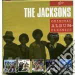 ORIGINAL ALBUM CLASSICS                   cd musicale di JACKSONS