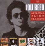 ORIGINAL ALBUM CLASSICS  (BOX 5 CD) cd musicale di Lou Reed
