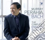 BACH - LE SUITES INGLESI (COMPLETE) cd musicale di Murray Perahia