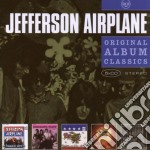 Original..-box5c cd musicale di Airplane Jefferson