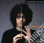 EVOLUTION cd musicale di Giovanni Allevi