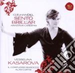 Handel - sento brillar - arie da opere cd musicale di Vesselina Kasarova