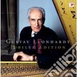 Vari - leonhardt jubilee edition 80th an cd musicale di Gustav Leonhardt