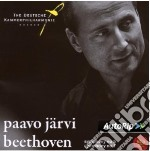 BEETHOVEN - SINFONIE N. 5 E 1 cd musicale di Paavo Jarvi